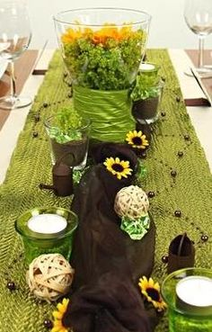 ... tischdeko-gruen.tischdeko-gruen-braun.tischdeko-gruen-braun-feier.html