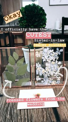 Pressed wedding flowers - wedding - flowers How exactly Wedding Goals, Our Wedding, Dream Wedding, Wedding Stuff, Wedding Photos, Future Mrs, It's All Happening, Marry You, Wedding Wishes