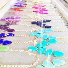Kendra Scott | Jewelry Color Bar
