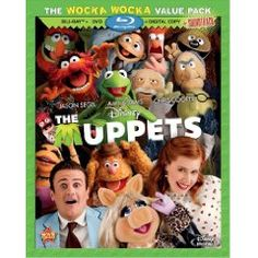 Thank you, Jason Segal, for resurrecting my beloved Muppets.  Thanks for recognizing their awesomeness and not trying to turn them into something they're not.