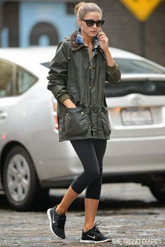 Olivia Palermo out in Brooklyn, New York City, New York - November 1, 2013