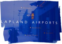 Lapland Airports in Finland