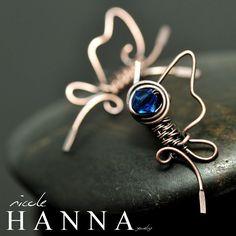 Butterfly Post Earrings | JewelryLessons.com