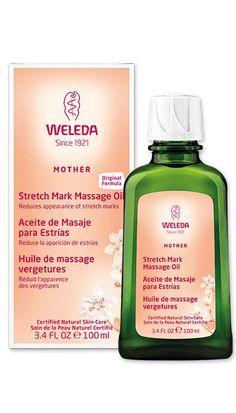 Stretch Mark Massage Oil