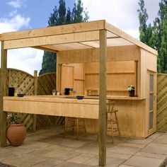 Need an Amazing Little Space? Get Your Own Shed.