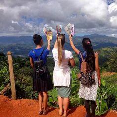 La predicación de los Testigos en zona montañoza de #RepublicaDominicana. (JW News & Archive • Pioneering in the Dominican Republic. Photo shared...)