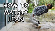 Matrix Lean Dance Tutorial | How to Hip-Hop Dance | Defying Gravity