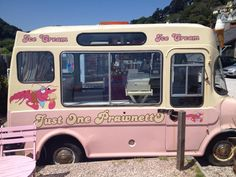 Parked outside the winking prawn in Salcombe