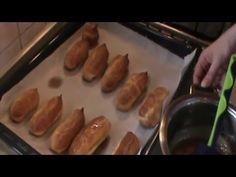 Ki kell próbálnod ezt a házi ekler fánk receptet! Ezer éve nem ettem! - Egyszerű Gyors Receptek Sausage, Meat, Youtube, Food, Sausages, Essen, Meals, Youtubers, Yemek