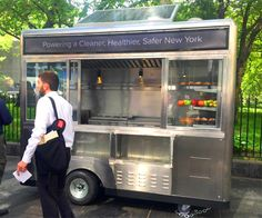 500 solar-powered street food carts are coming to NYC | Inhabitat New York City