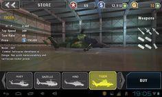 GUNSHIP BATTLE: Helicopter 3D v1.3.0 Full Apk Mod Unlimited Money Free Download