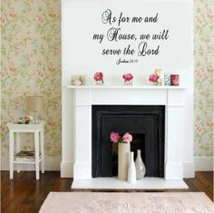 Love this over the fireplace!