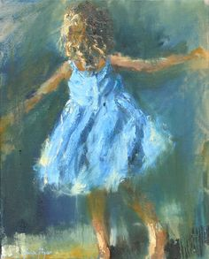I could pin every single painting by Susie Pryor - they make me feel alive and happy!
