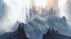 The Sci-Fi Art of Bastien Grivet | Bastien Grivet Artist and Composer