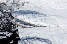 Decline of Two Glaciers in Northwest Greenland : Image of the Day : NASA Earth Observatory