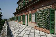 Perfect green shutters...