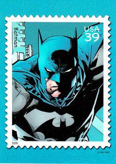 US Stamp 2006 - DC Comics Batman