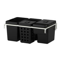 VARIERA / UTRUSTA Rješ za razvrst otpada za elem IKEA