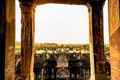 Bullet holes of the Khmer Rouge; Angkor Wat by philabroich from http://500px.com/photo/209583165 - Angkor Wat is a temple built by a Khmer king in the 1100s to honor the Hindu god Vishnu and to hold his own ashes later rededicated to Buddha as the regional religious dynamic changed still later a ruin and today essentially an incense-scented museum in Siem Reap Cambodia.  It is massive. It is magnificent. Vatican City could fit nearly five times on the 500 acres within the walls protecting…