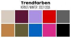 Ihr wollt jetzt schon wissen, wie die Modetrends im Herbst und Winter 2017/2018 aussehen? Hier kommt die große Trend-Vorschau!