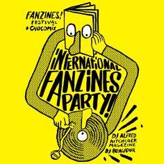 International Fanzines Party