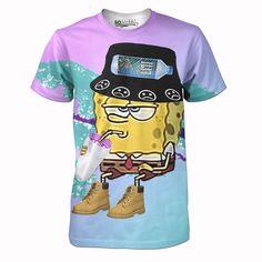 Deadass Spongebob Tee