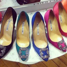 #fashion #dream #shoes #heels #manolo #blahnik #carriebradshaw #accessories