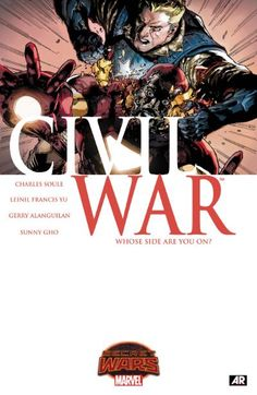 Check out Civil War (2015) #1 on @comixology