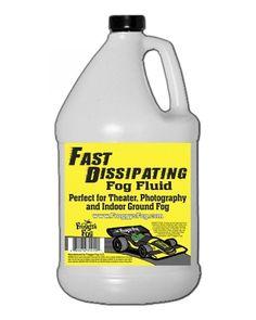 Froggy's Fog Fast Dissipating - Fluids - Fog, Haze, Bubble, Snow Machines - Lighting