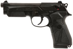 Beretta 90Two : A modified Beretta 90Two converted to fire fully automatic is seen used mostly by Melina (Jessica Biel), but also by Quaid.