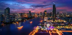 If you are visiting Bangkok, you may find you don't have enough time to do everything. With that in mind, here are the best things to do in Bangkok in 3 days Bangkok Hotel, Bangkok Travel, Bangkok Thailand, Phuket, Destinations, World 2020, May Bay, City Of Angels, Train Travel