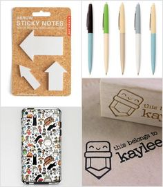 Cool back to school supplies for big kids and tweens