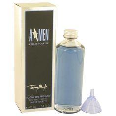 Angel By Thierry Mugler Eau De Toilette Eco Refill Bottle 3.4 Oz (pack of 1 Ea)