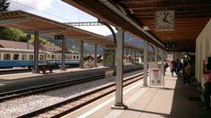 Pensilina della Stazione di Gstaad