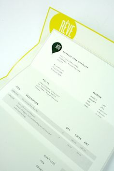 Creative invoice bill designs to impress clients - 25 Identity Card Design, Id Card Design, Web Design, Corporate Identity Design, Modern Logo Design, Branding Design, Graphic Design, Identity Branding, Collateral Design