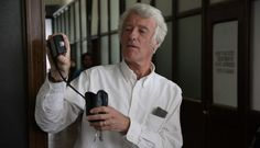 """Roger Deakins ASC, BSC (b English cinematographer; has received 14 nominations for the Academy Award for Best Cinematography and won for """"Blade Runner Digital Cinema, Digital Film, Filmmaking Quotes, Roger Deakins, Denis Villeneuve, Coen Brothers, The Shawshank Redemption, Jeff Bridges, And So It Begins"""