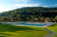 These Hot Springs Pools Are In Nathrop, Colorado