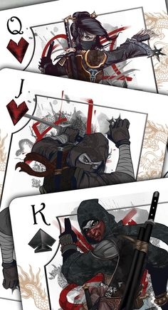 Art of Playing Cards—21 Themed Card Designs from Kickstarter