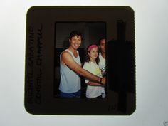 in Entertainment Memorabilia, Television Memorabilia, Photographs  CRYSTAL CHAPPELL & MICHAEL SABATINO Days Of Our Lives 1990s 35mm slide 10
