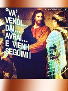 PAROLA Anno Liturgico B: B - 28 DOM.T.O.