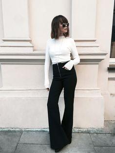 jak nosic dzwony | szerokie spodnie | blog modowy | blogerka modowa | blog o modzie | cammy | kamila mraz