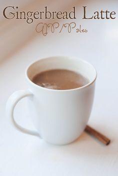 Gingerbread Latte (AIP/Paleo)