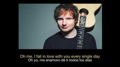 Ed Sheeran - Thinking Out Loud HD (Sub español - ingles)