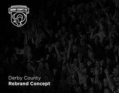 """Check out new work on my @Behance portfolio: """"Derby County Rebrand Concept // Football Project"""" http://be.net/gallery/41725475/Derby-County-Rebrand-Concept-Football-Project"""