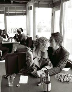 cafe kiss