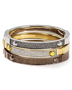 Michael Kors Crystal Bangle | Bloomingdale's