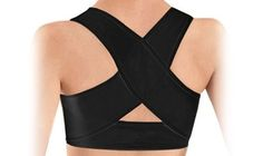 PostuRX Personal Posture Corrector with Breathable Silky Weave