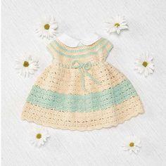 letsjustgethooking : Dress Free crochet pattern