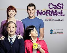 NEXT TO NORMAL (Casi Normal) in Peru (Lima)