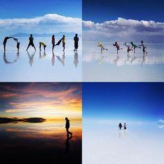 ウユニ塩湖 (ボリビア)